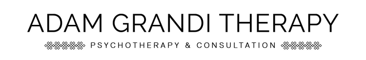 Adam Grandi Therapy | Online Therapy in California Logo